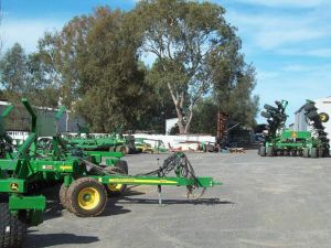 02 Disc seeder maintenance