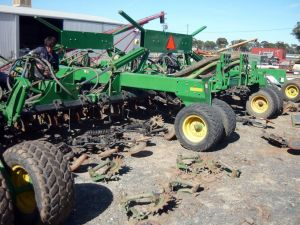 03 Disc seeder maintenance